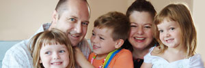 home CCTV safe family